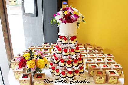 Mes Petits Cupcakes Bulleen Doncaster Melbourne