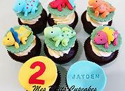 Cupcake - Dinosaurs Cupcakes