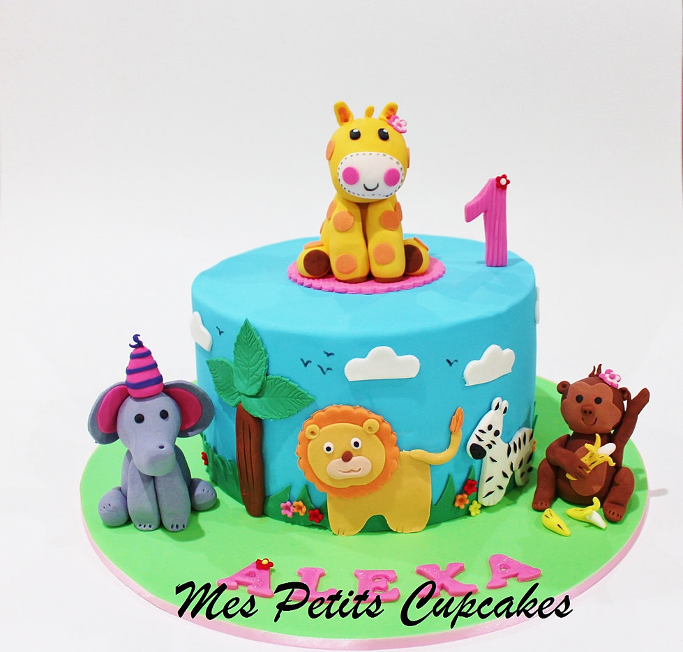 Mes Petits Cupcakes Melbourne Doncaster Birthday Cakes Cupcakes