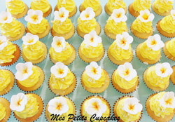 Cupcake - Frangipani Cupcakes Wedding