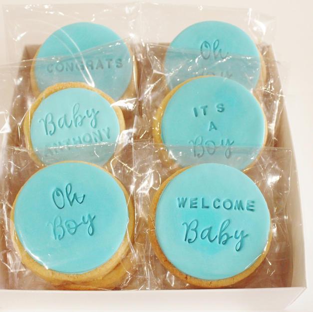 Cookies Baby Welcome Baby