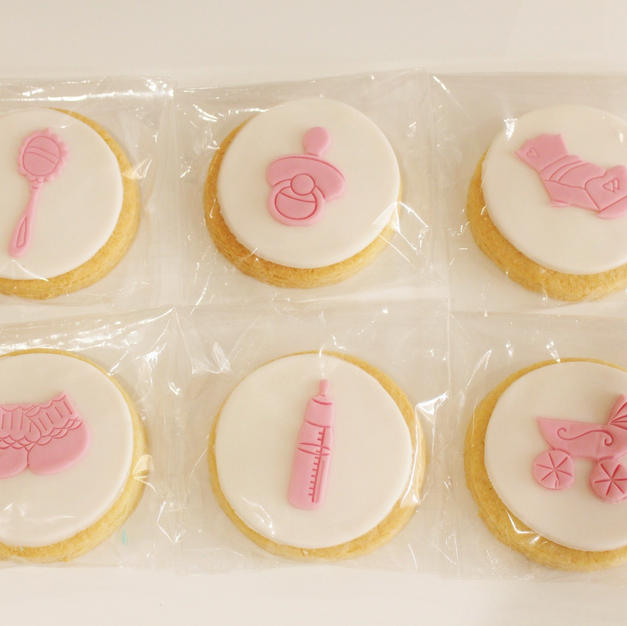 Cookies Baby Items Girl Pink