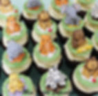 Jungle Safari Cupcakes - Mes Petits Cupcakes Melbourne