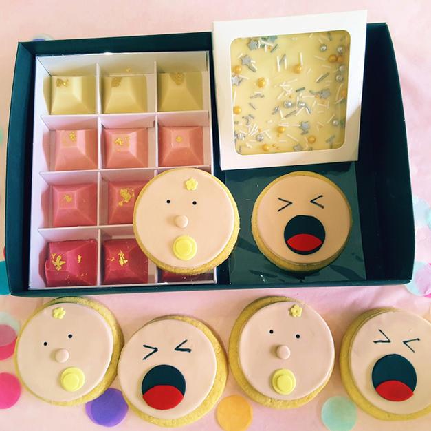 Gift Box - Crying Baby Pink Chocolate.jp