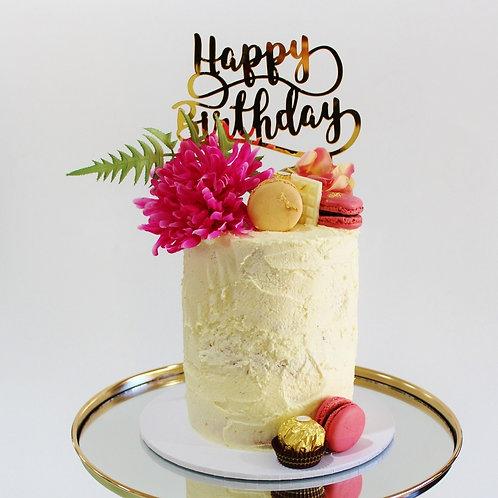 Small Cake - Indulge