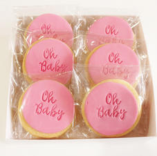 Cookies Oh Baby GIrl Pink