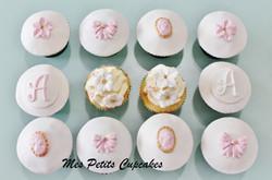 Cupcake - Elegant Pastel Wedding