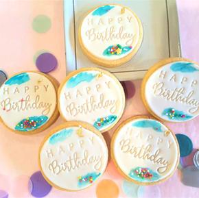 Cookies Happy Birthday