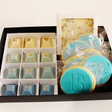 Gift Box Personalised Happy Birthday