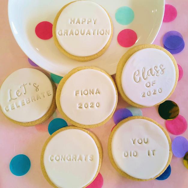 Cookie - Graduation Personalised