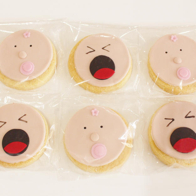 Cookies Baby Crying