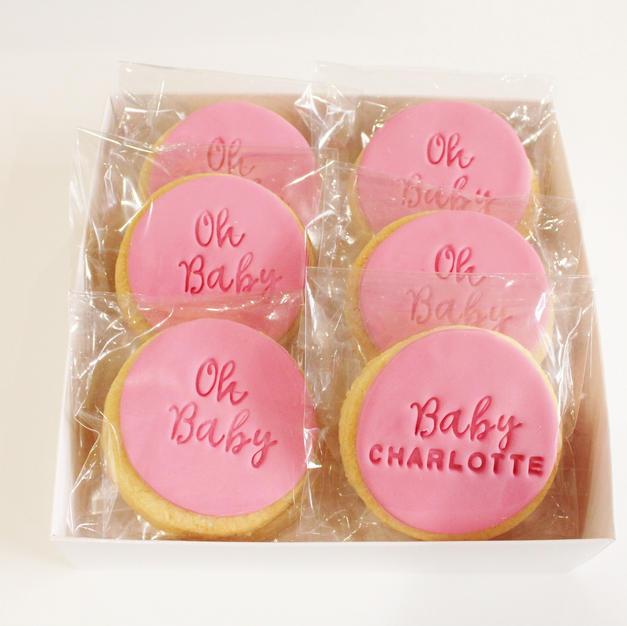 Cookies Baby Personalised Name