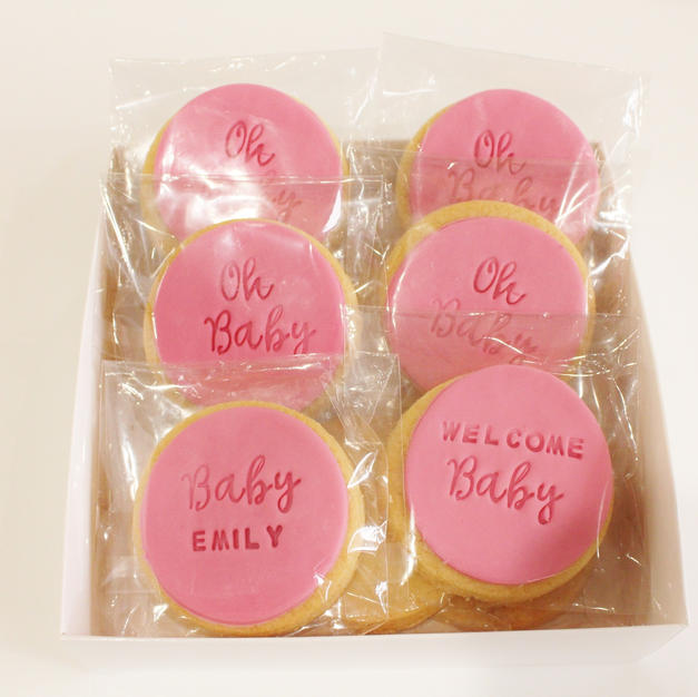 Cookies Baby Girl