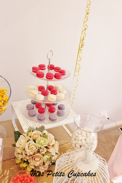 Macaron Wedding Shower