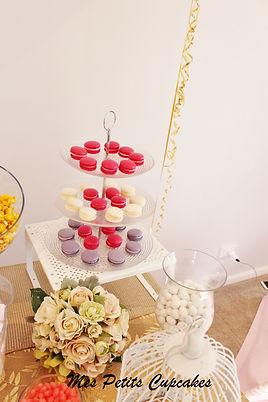 Mes Petits Cupcakes Macarons