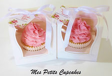 Cupcake Bonbonniere Favors for Baby Showers and Weddings by Mes Petits Cupcakes Bulleen Doncaster Kew Templestowe Balwyn Melbourne
