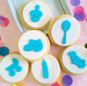 Cookie - Baby Items Boy Blue