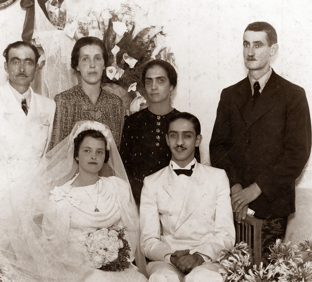 Foto Acervo de Família - reprodução proibida