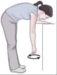 Arm rotation exercise