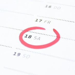 Sharp Calendar Skills- STP055