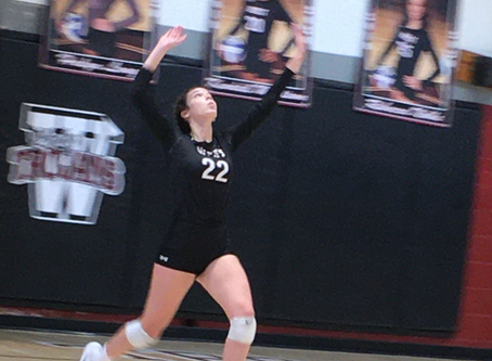 West Versus East Volleyball Match