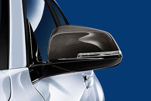 BMW M Performance - Carbon Fiber Mirror Covers (pair)