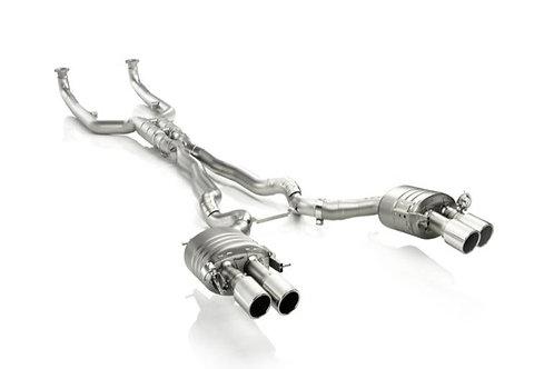 Akrapovic - Evolution System Titanium Catback System Audi RS7 2014+