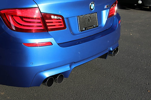 Dinan - Free Flow Stainless Exhaust - BMW F10 M5