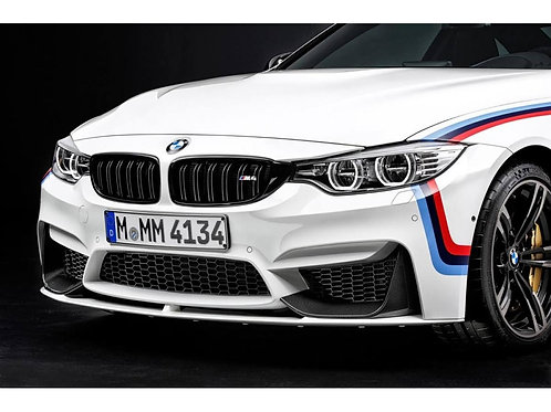 BMW M Performance - Carbon Fiber Splitters - Pair