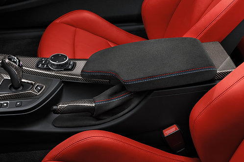 BMW M Performance - Alcantara Armrest BMW M3/M4 F8x