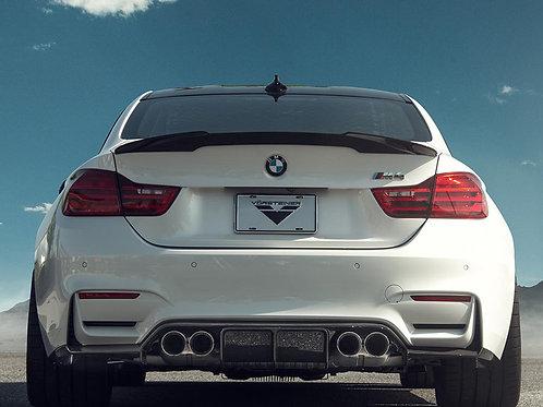 Vorsteiner - EVO Carbon Fiber Rear Spoiler BMW M4 F82/ F80 M3 15-18