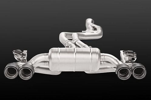 Akrapovic - Evolution Titanium Exhaust System - F87 M2