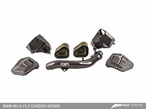 AWE Tuning - F8x M3/M4 S-FLO Carbon Intake