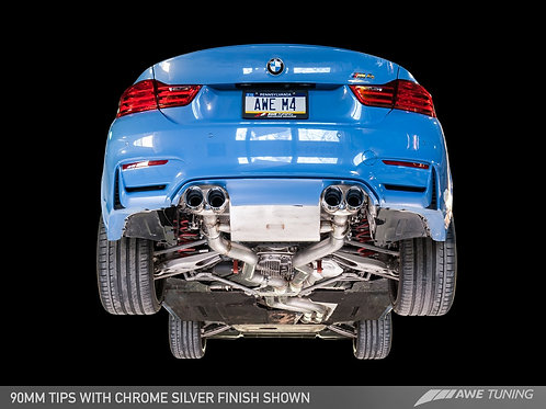 AWE Tuning - F8X M3/M4 SWITCHPATH™ Exhaust Suite