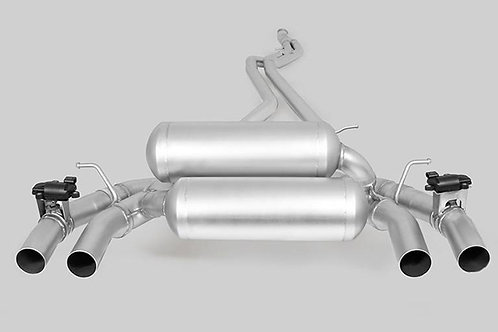 Remus - Cat-Back sport exhaust system with integrated valves for BMW M2 F87