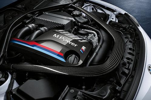 BMW M Performance - Carbon Fiber Engine Cover - BMW M3/M4 - F8x