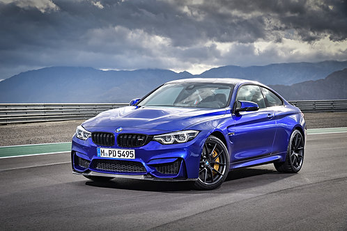 BMW M4 CS - Front Splitter Carbon Fiber