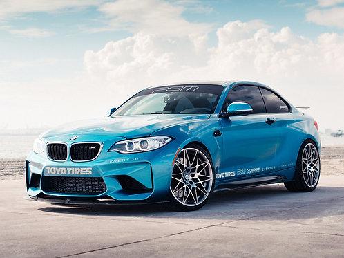 PSM Dynamic - Carbon fiber items BMW M2 F87