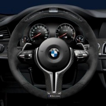 BMW M Performance - Electronic Steering Wheel F8x M3 & M4