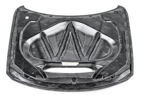GTS/CS - Hood Vented carbon fiber hood from the GTS and CS M4 variants