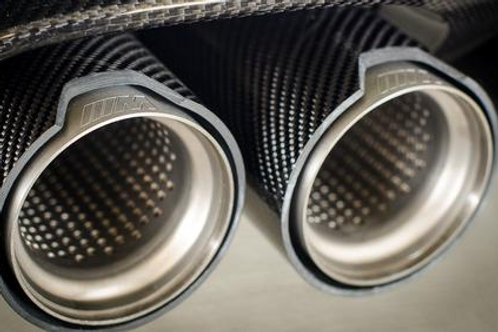 BMW M Performance - Carbon Fiber Exhaust Tips - (Priced Each)