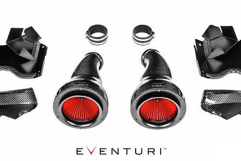 Eventuri V2 - Black Carbon Intake System BMW M5 F90 '17+