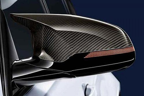 M Performance - F80/F82 M3/M4 Carbon Fiber Mirror Covers