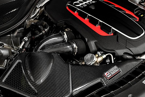 AWE Tuning - S-FLO Carbon Intake with Air Intake Filter Audi RS7 13-18