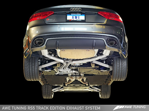 AWE Tuning - Performance Exhaust - AUDI RS5 - B8
