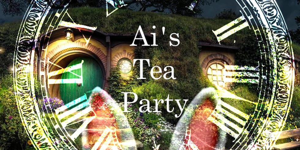 Ai's Tea Party「おすすめ海外映画やドラマ」【Ai】