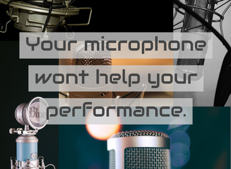 It's Not About the Mic. It's How You Use It.