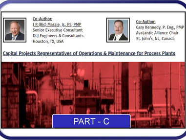Capital Projects Representatives of Operations & Maintenance for Process Plants, Part C (2020-08-24)