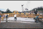 Bridge Highway Screed Crew Deck Pour Newfoundland Labrador