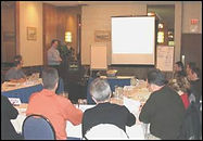 PM Workshop Training, Gary Kennedy, Conference Room, Industry Attendees
